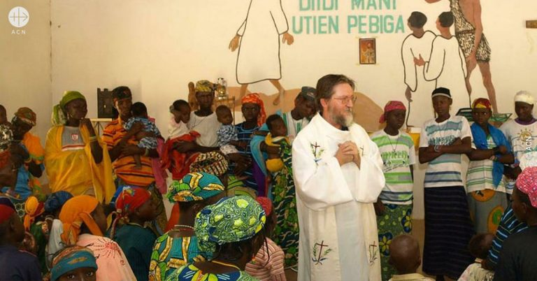 """The brother of Fr. Pierluigi Maccalli, abducted one year ago in Niger, still holds out """"hope for his liberation"""""""