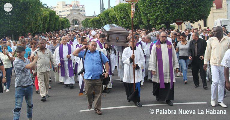 Cuba: A shepherd to my people