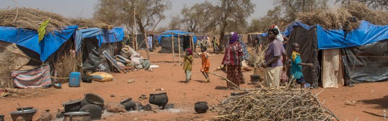 COVID-19: Cardinal Ouedraogo offers his illness for peace in Burkina Faso