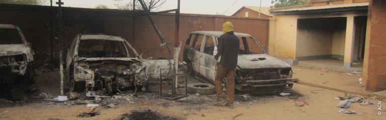 Niger: ¿Existe el peligro de vivir un nuevo «Charli-Hebdo» por la pandemia del Coronavirus?
