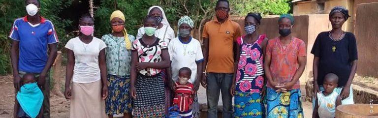 Burkina Faso: ACN covid-19 response programme