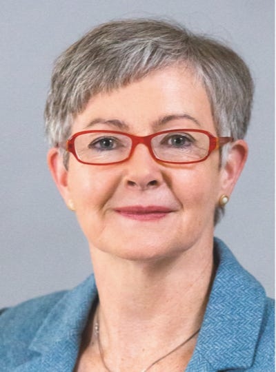 Regina Lynch Director of Projects